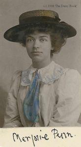 Marjorie Penn, 1908