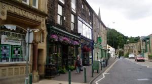 Rochdale Road, Todmorden