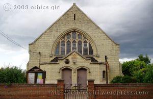 Wicken Methodist Church